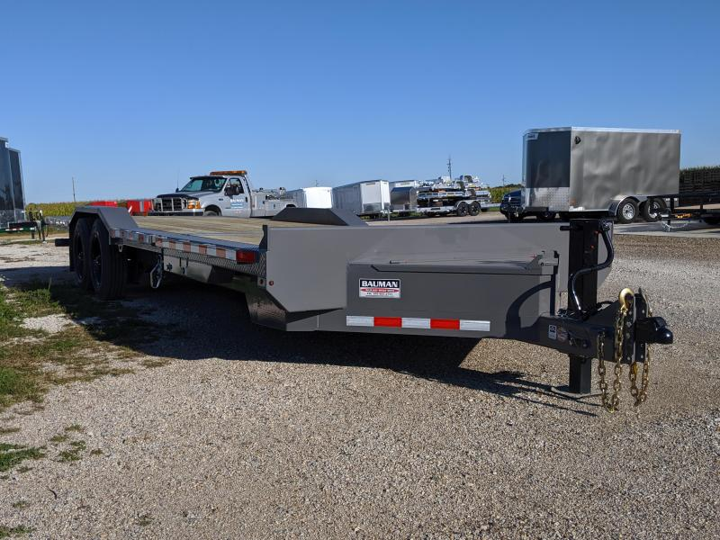 2020 Midsota TBWB Flatbed Trailer