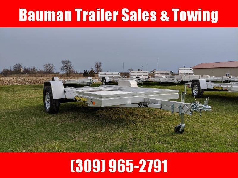 2020 Aluma 7210H Utility Trailer