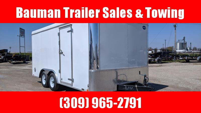 2020 United Trailers ULT Enclosed Cargo Trailer