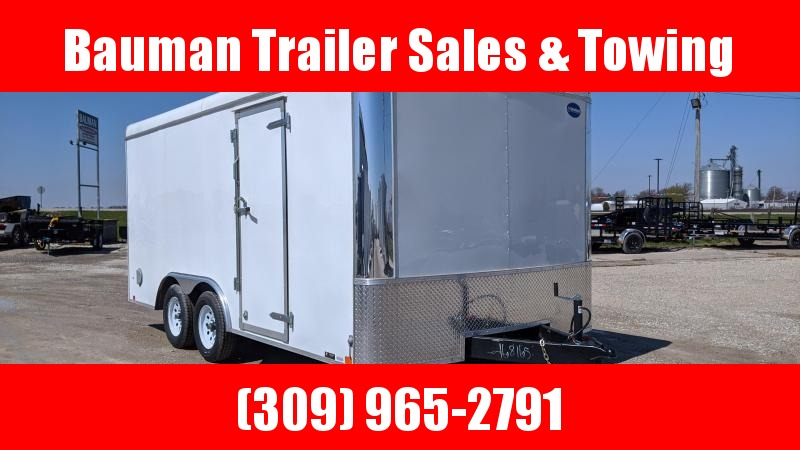 2020 United Trailers ULT Enclosed Cargo Trailer