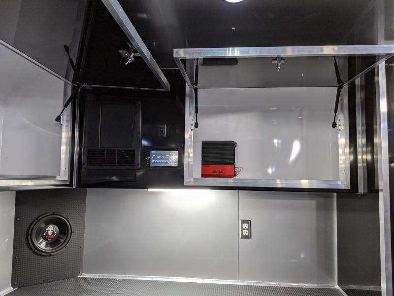 2020 Haulmark EGGP85X28WT4 Car / Racing Trailer