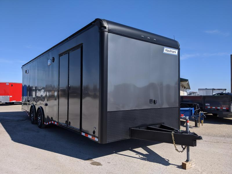 2020 Haulmark EGGP85X28WT4 Car / Racing Trailer
