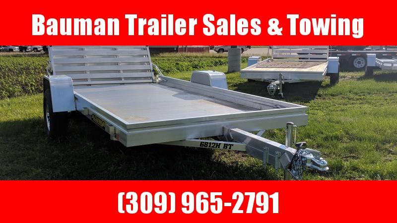 2020 Aluma 6812H BT Utility Trailer