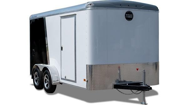 2020 Wells Cargo RF716T2 Enclosed Cargo Trailer