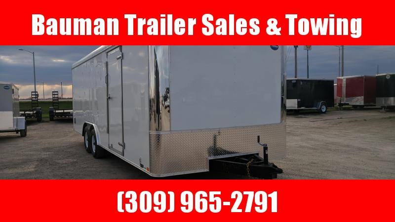 2020 United Trailers 8.5X22 ULT Car / Racing Trailer
