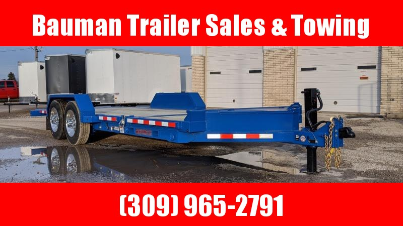 2020 Midsota TB-20 8K AXLES Flatbed Trailer