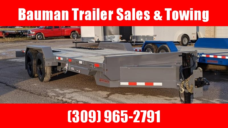 2020 Midsota TBHD-22 Flatbed Trailer
