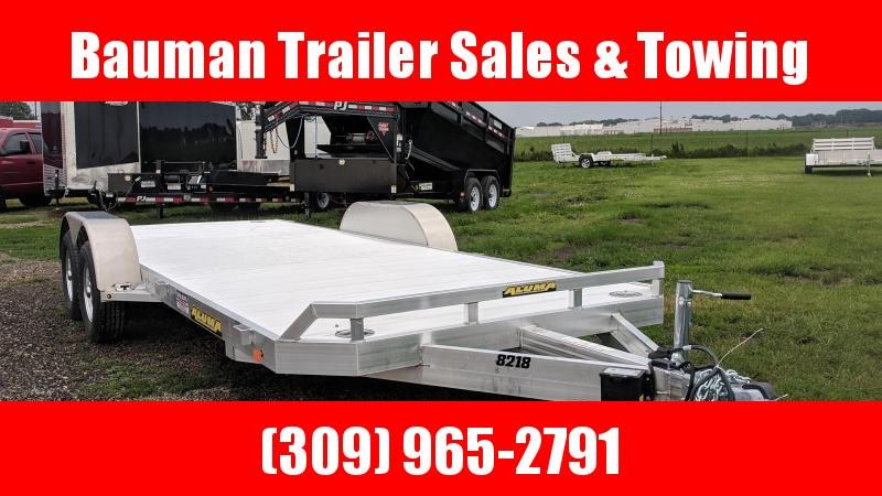 2020 Aluma 8218 Utility Trailer