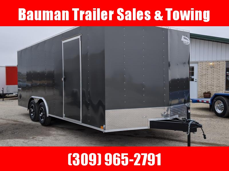 2020 Formula Trailers Traverse 8.5x20TE3 Enclosed Cargo Trailer