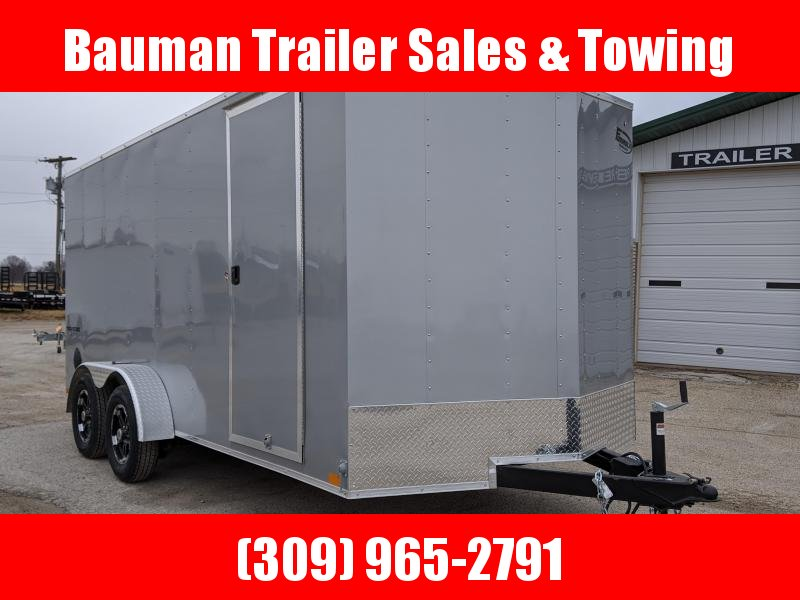 2020 Formula Trailers Traverse 7x16TE2 Enclosed Cargo Trailer