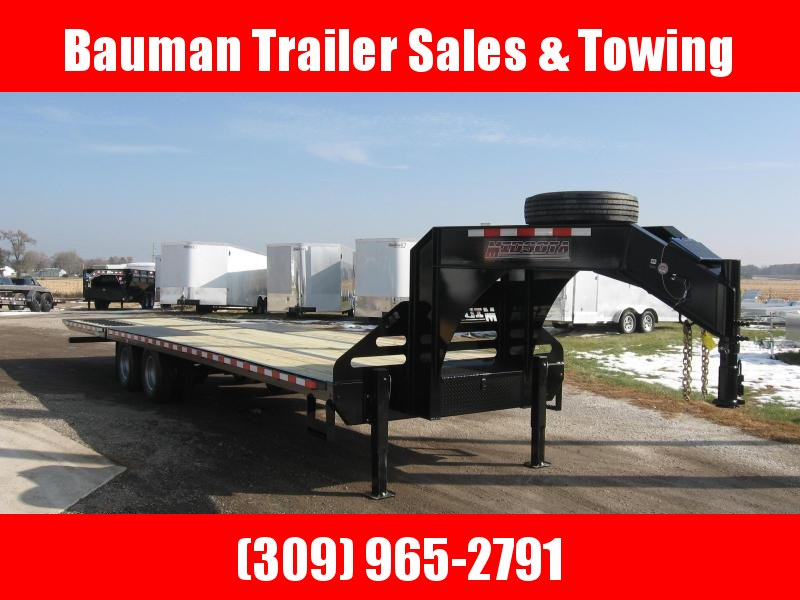 2020 Midsota FB32GN HB Flatbed Trailer