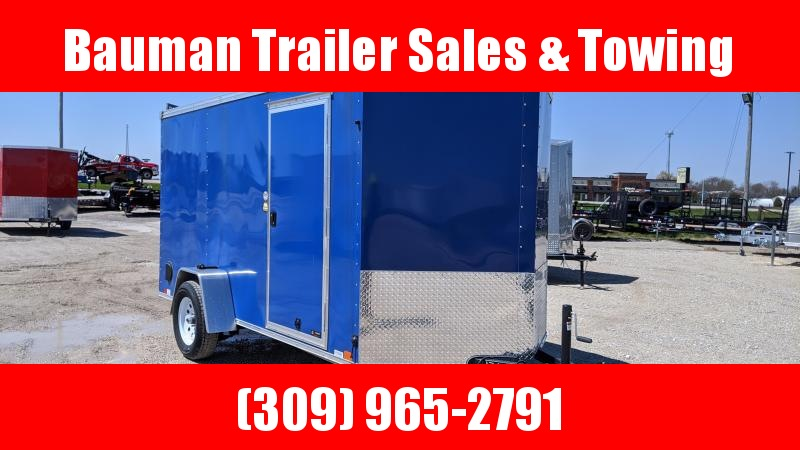 2020 United Trailers XLV 6 x 12 ft. Enclosed Cargo Trailer