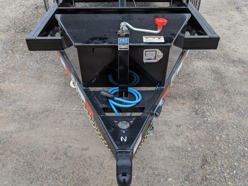 2020 PJ Trailers 60 X10 Utility Dump (D5) Dump Trailer