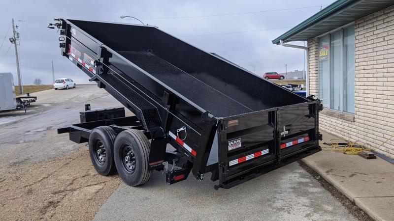 2020 Midsota HV-14 Commercial Grade Dump Trailer