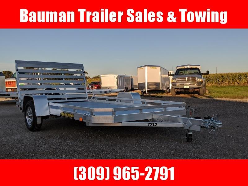 2020 Aluma 7712 Utility Trailer