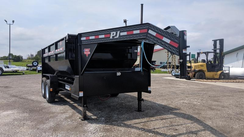 2020 PJ Trailers Rollster Roll Off Dump (DR) Dump Trailer