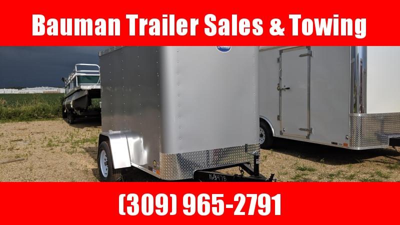 2019 United Trailers XLE58SA30-S Enclosed Cargo Trailer