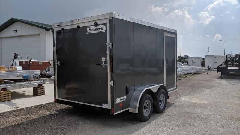 2020 Haulmark TSV712T2 Enclosed Cargo Trailer