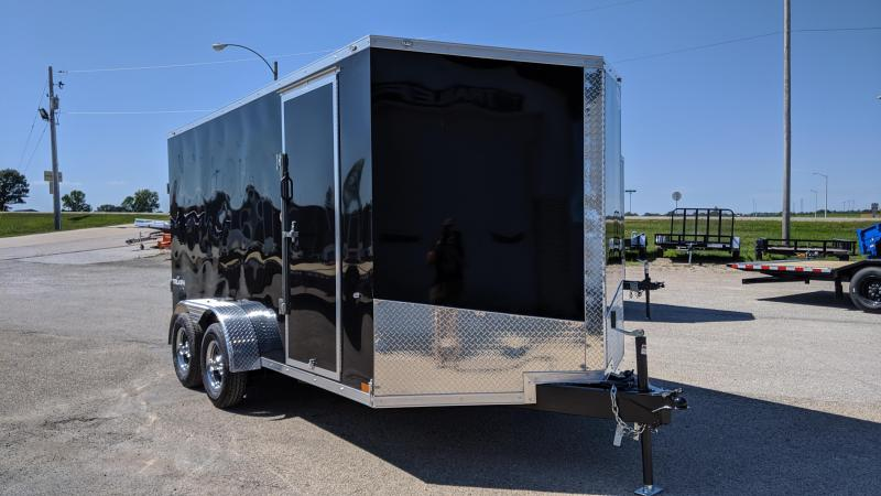 2020 Formula 7X14 TRIUMPH Enclosed Cargo Trailer