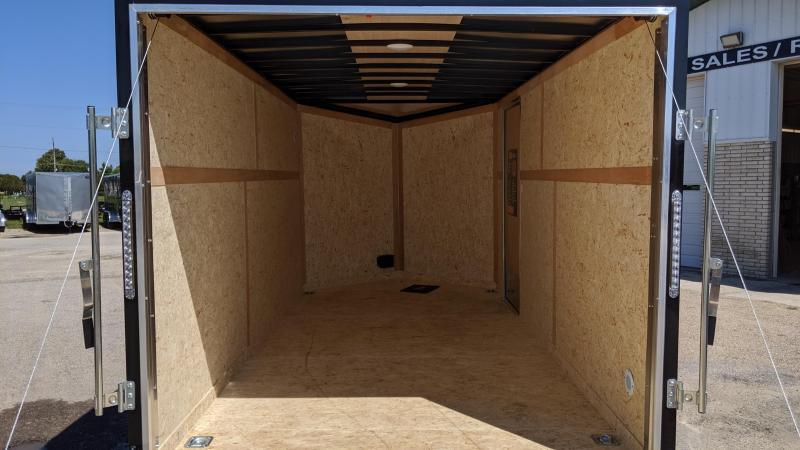 2020 Formula 7X14 TRIUMPH Enclosed Cargo Trailer