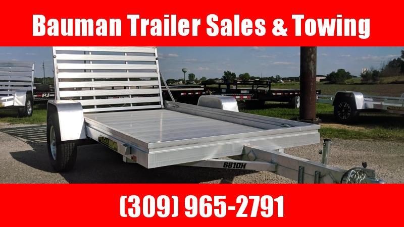 2020 Aluma 6810H Utility Trailer