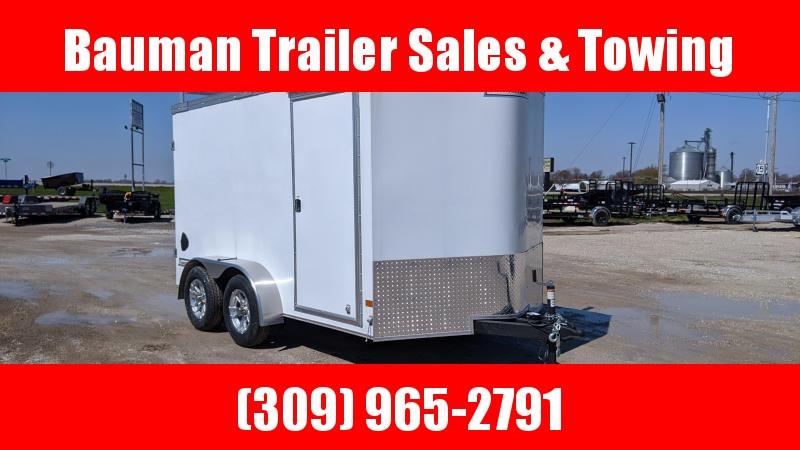 2020 Haulmark Contractor TSV712T2 Enclosed Cargo Trailer