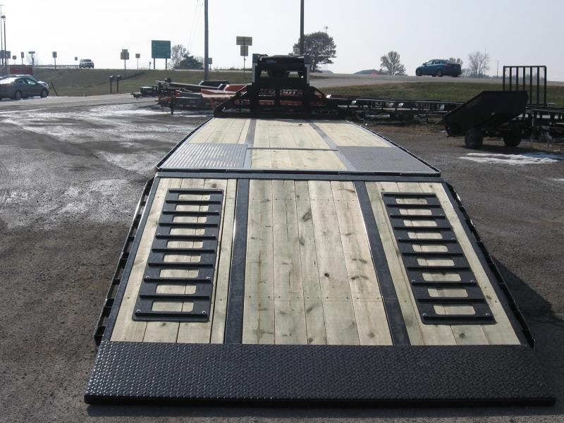 2020 Midsota FB36GN Flatbed Trailer