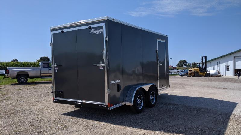 2020 Formula Triumph 7X14 Enclosed Cargo Trailer