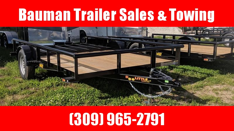 2019 Doolittle 84x12 Utility Trailer