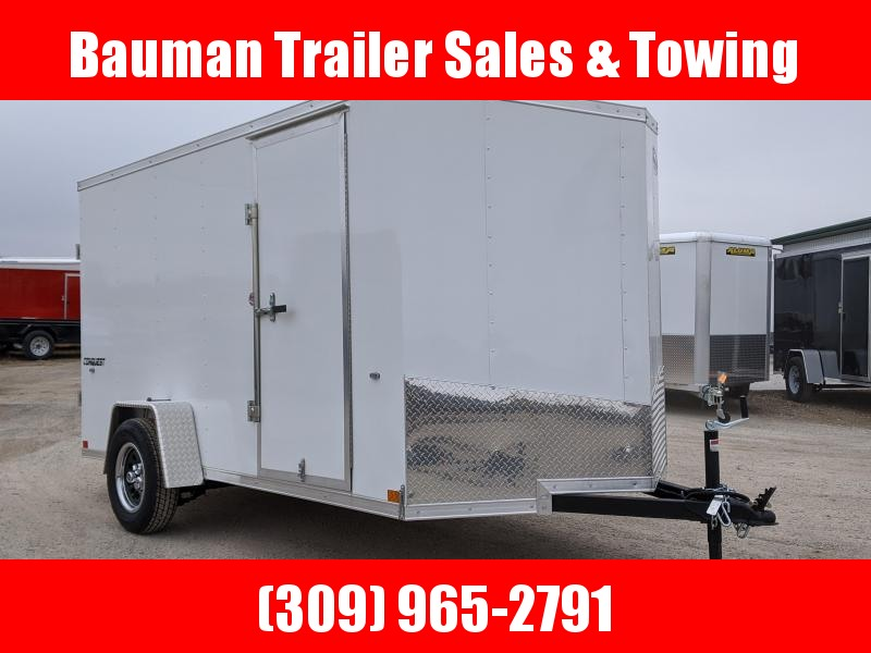2020 Formula Trailers Conquest 6x12SI2 Enclosed Cargo Trailer