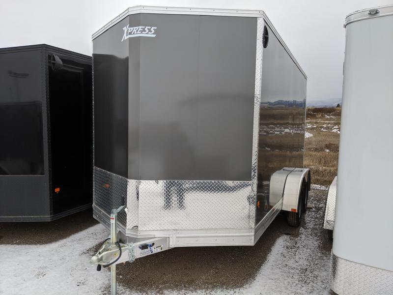 2019 High Country Xpress 7 x 14 Enclosed Cargo Trailer