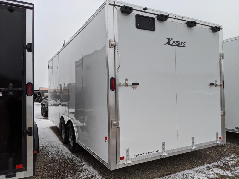 2019 High Country Xpress Enclosed Cargo Trailer