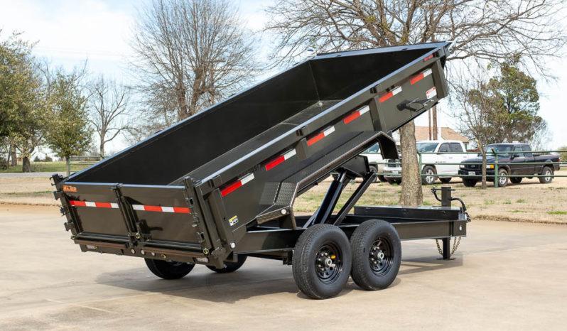 "2020 MAXXD DJX - 83"" I-Beam Dump Trailer Dump Trailer"