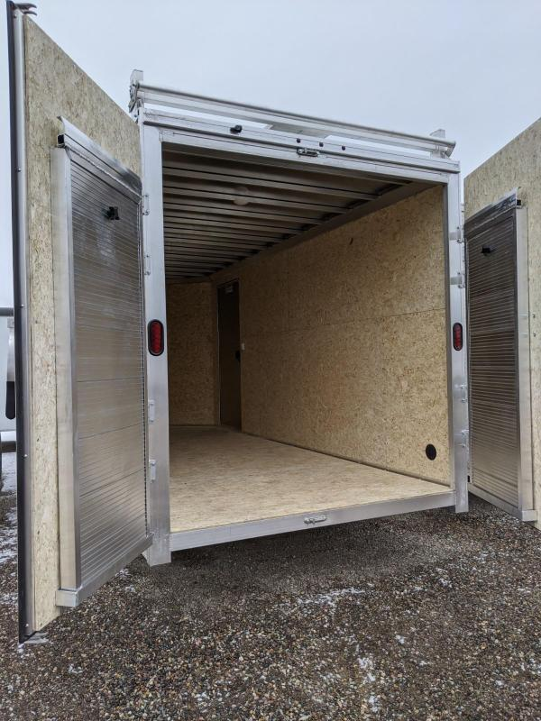 2019 High Country Xpress 7 x 16 Enclosed Cargo Trailer