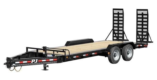 2020 PJ Trailers 10 Pro-Beam Equipment (H5) Equipment Trailer