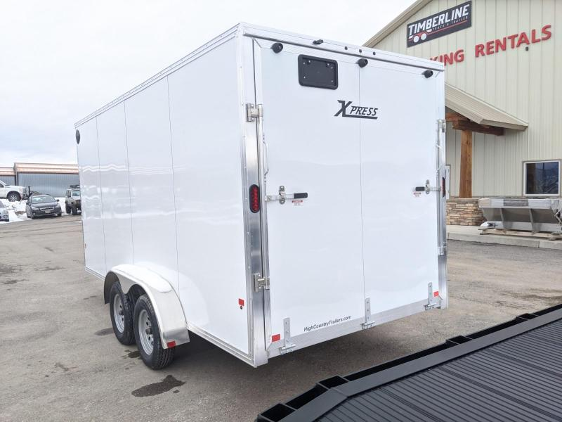 2020 High Country Xpress 7x16 Enclosed Cargo Trailer