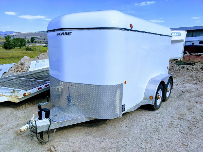2004 Morgan Built 6 x 12 Cargo Trailer Enclosed Cargo Trailer