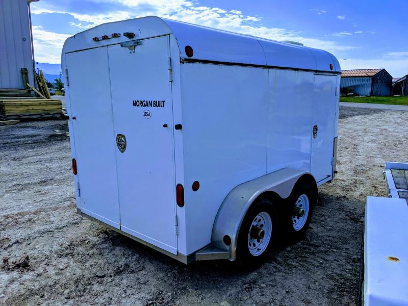 2004 Morgan Built 6 x 12 Cargo Trailer Enclosed Cargo Trailer
