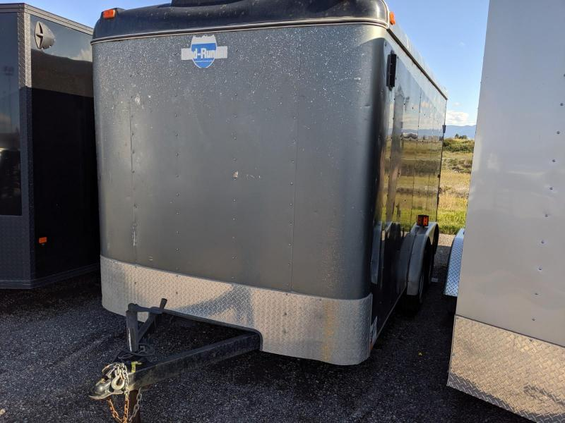 2007 Interstate Load Runner Enclosed Cargo Trailer