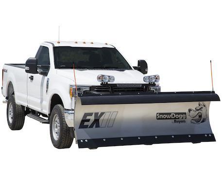 2019 SnowDogg EX85 II Snow Plow