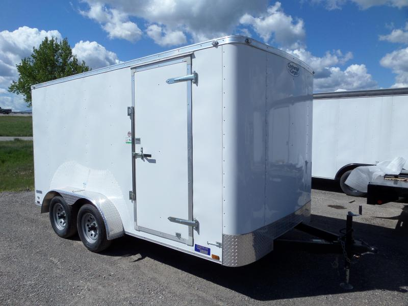 2021 Continental Cargo Rambler Enclosed Cargo Trailer