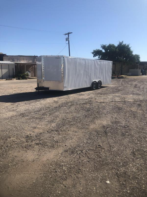 2020 Cynergy Cargo ADVANCED CCL 8.5X24 Enclosed Cargo Trailer