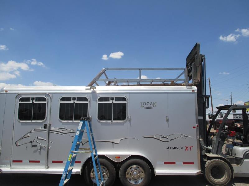 Custom Built Imperial Hay Rack And Ladder To Fit Any