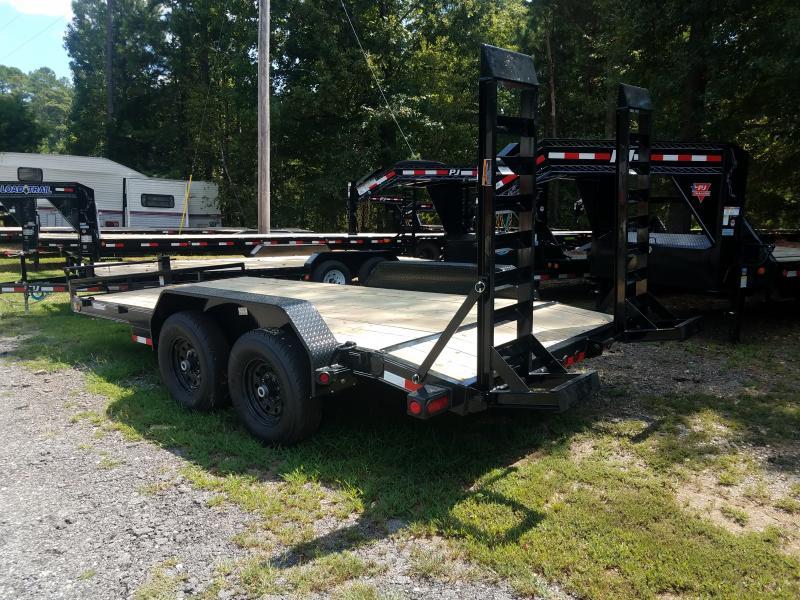 2019 Load Trail CH14 Equipment Trailer