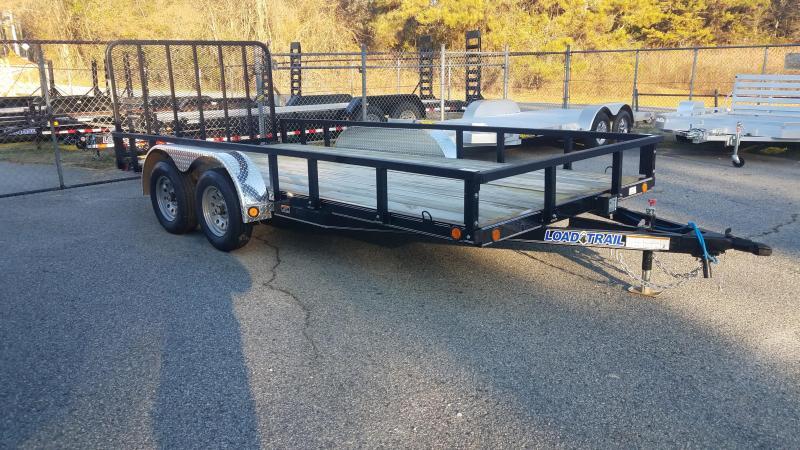 2020 Load Trail UT16 Utility Trailer