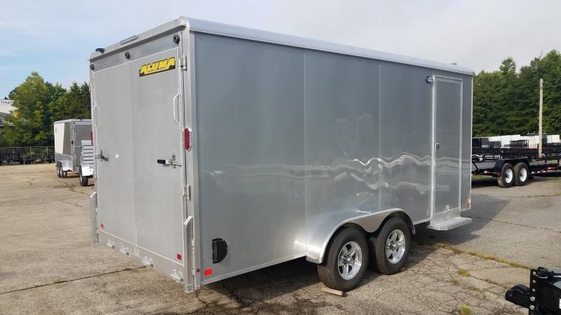 2020 Aluma AR716TA Cargo / Enclosed Trailer
