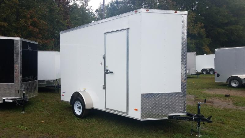 2020 Freedom Trailers 6x12 Cargo / Enclosed Trailer