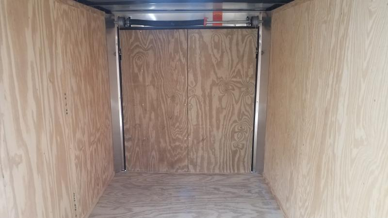 2019 Freedom Trailers 7x12 Cargo / Enclosed Trailer