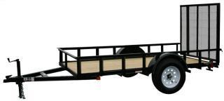 CARRY-ON 6X8 GW13 utility trailer