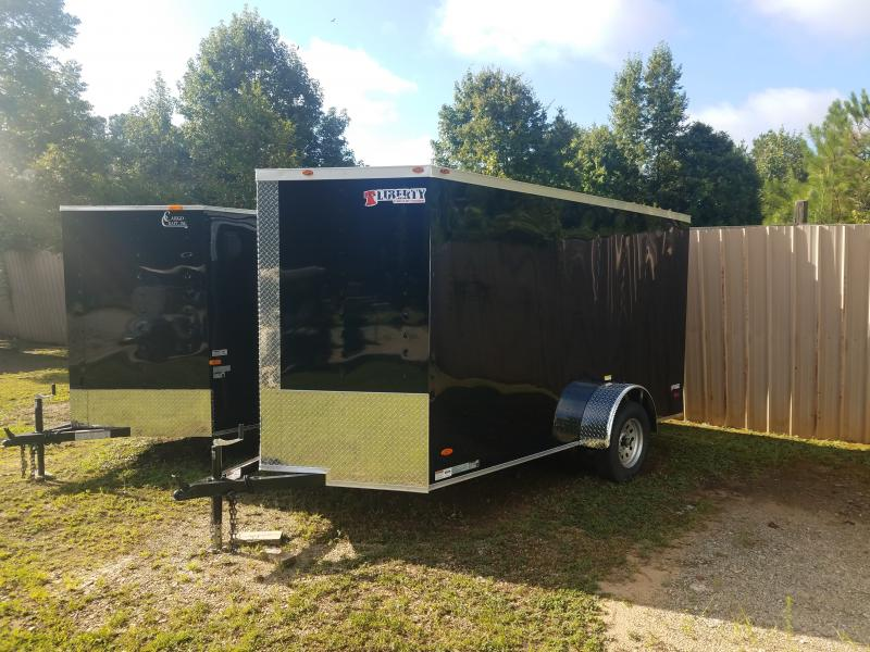 2020 Freedom Trailers Liberty Cargo / Enclosed Trailer